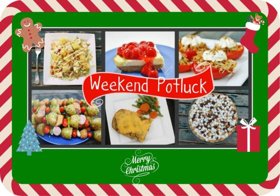 Weekend Potluck, Christmas