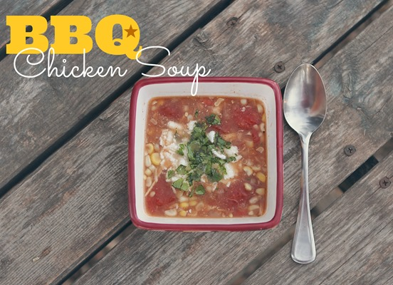 BBQ Chicken Soup txt