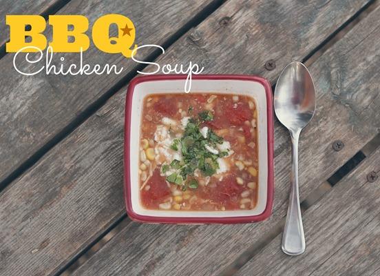 BBQ Chicken Soup txt