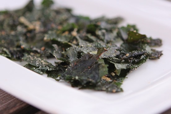 buttered kale chips (1)
