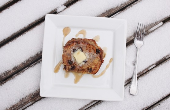 Cinnamon Raisin Baked French Toast (3)