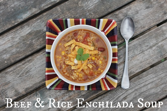 beef and rice enchilada soup (3)