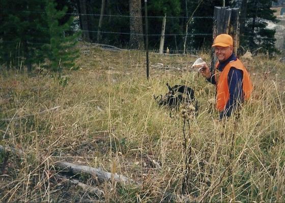 Papa hunting