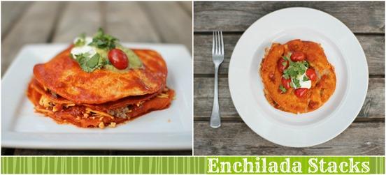 Enchilada Stacks