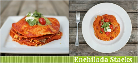 Enchilada Stacks
