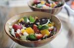 Fruity side salad