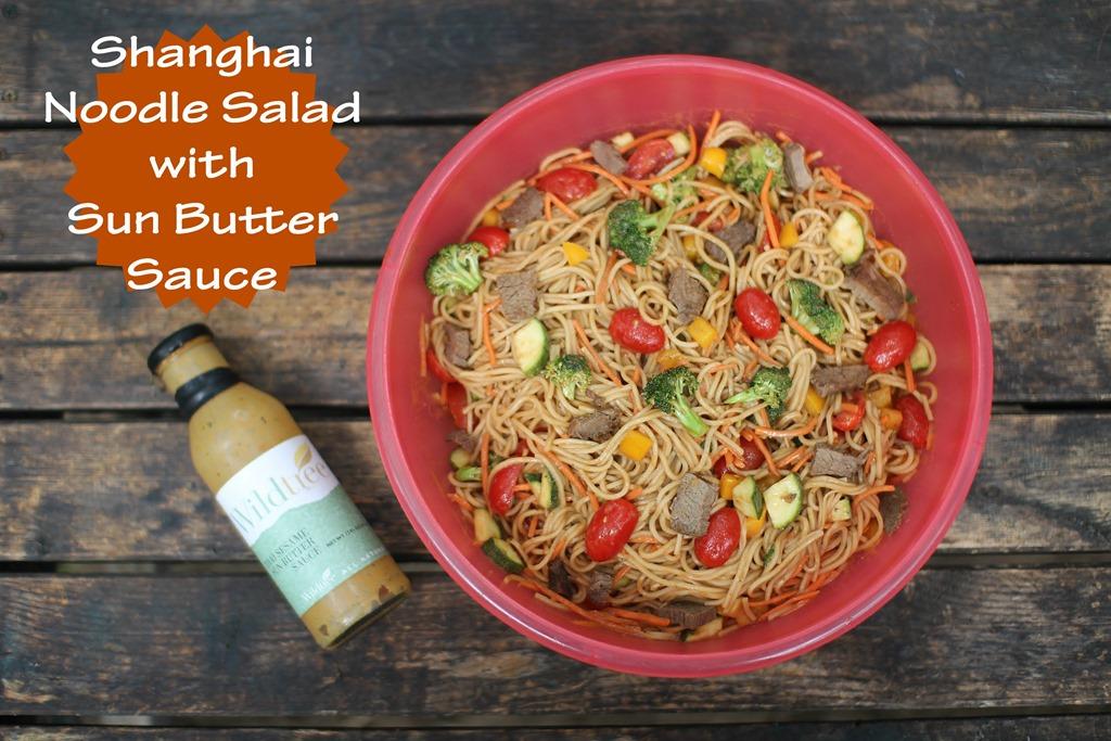 Shanghai Noodle Salad Recipes — Dishmaps