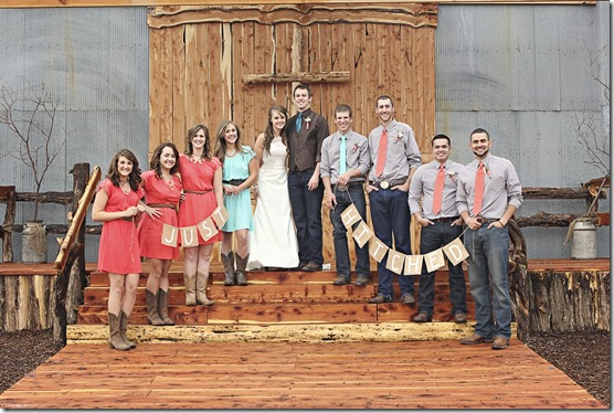 Hunter ferguson wedding