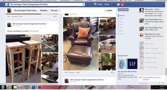 Carriage Trade Facebook