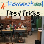 homeschool tips and tricks